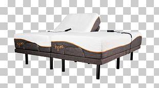 Bed Frame Mattress Adjustable Bed Platform Bed PNG