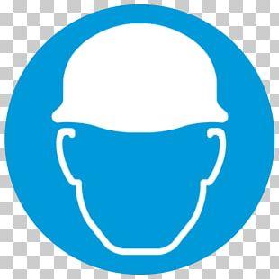 Helmet Warning Sign Safety Hard Hats PNG