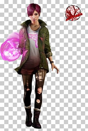 Infamous First Light Infamous Second Son Video Game Nier PNG