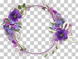Artificial Flower Floral Design Floristry Violet PNG