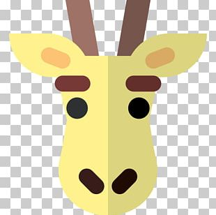 Computer Icons Giraffe Reindeer Animal PNG