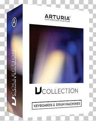 Sequential Circuits Prophet-5 Arturia MiniBrute Yamaha CS-80 Roland Jupiter-8 PNG