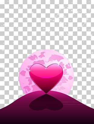 Valentines Day Greeting Card E-card Heart Love PNG