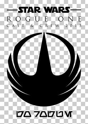 Anakin Skywalker Star Wars Logo Decal Jyn Erso PNG