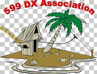Desert Island Drawing QRZ.com PNG