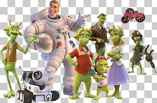 The Art Of Planet 51 Film Animation PNG