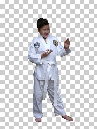 Dobok Tang Soo Do Costume Uniform Sport PNG