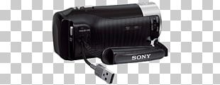 Sony Handycam HDR-CX240 Video Cameras PNG