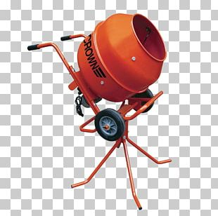 Tool Cement Mixers Heavy Machinery Architectural Engineering Concrete PNG