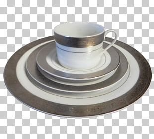 Silver Estate Tableware Plate Linen PNG