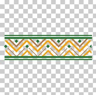 Zigzag Line Decorative Arts PNG
