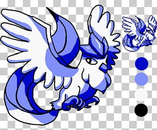 Pokémon Red And Blue Pokémon FireRed And LeafGreen Pokémon Yellow Articuno Sprite PNG