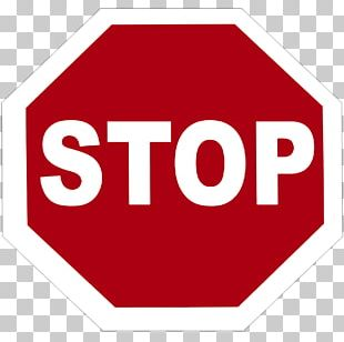 Stop Sign Traffic Sign Safety Warning Sign PNG