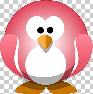 Penguin Bird Chilly Willy Cartoon PNG