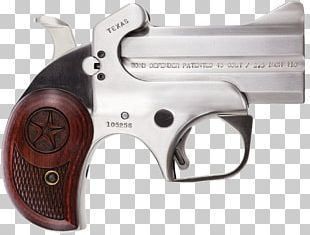 .22 Winchester Magnum Rimfire Bond Arms Derringer .357 Magnum Firearm PNG