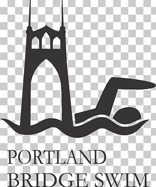 Logo St. Johns Bridge Brand Product Design PNG