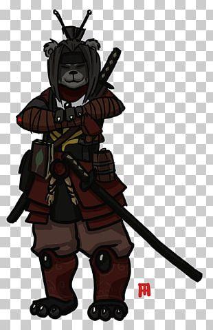 Animated Cartoon Illustration Spear Legendary Creature PNG
