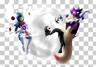 Horse Cartoon Illustration Legendary Creature Desktop PNG