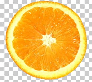 Tangerine Orange Juice Food Orange Slice PNG