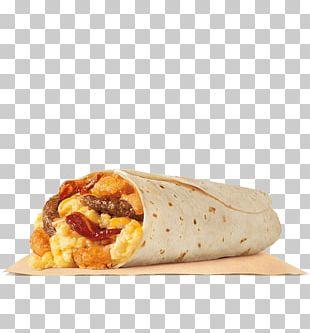 Breakfast Burrito Breakfast Burrito Hash Browns Scrambled Eggs PNG