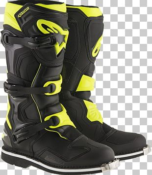Motorcycle Boot Alpinestars Off-roading PNG