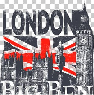 Big Ben T-shirt City Of London Top PNG