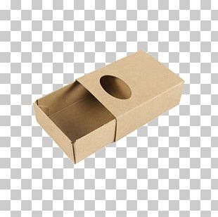 Kraft Paper Box Packaging And Labeling Manufacturing PNG