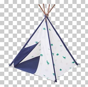 Tent Tipi Dino Teepee (Square) Square PNG