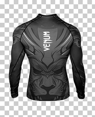 Ultimate Fighting Championship Venum Rash Guard Mixed Martial Arts Brazilian Jiu-jitsu PNG