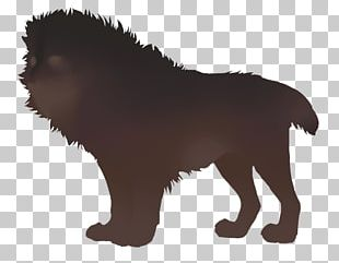 Puppy Dog Breed Lion Cat PNG