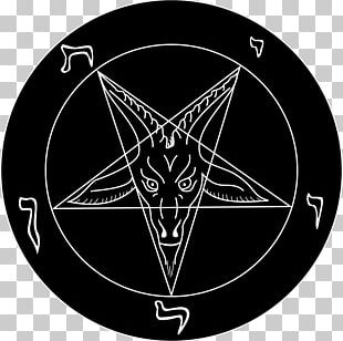 Church Of Satan The Satanic Bible Satanism Sigil Of Baphomet PNG