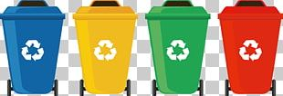 Waste Container Recycling Bin Waste Sorting PNG