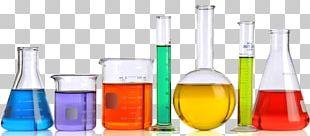 Chemistry Laboratory Glassware Echipament De Laborator PNG