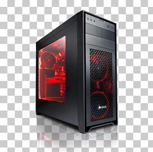 Computer Cases & Housings Gaming Computer Desktop Computers Personal Computer PNG