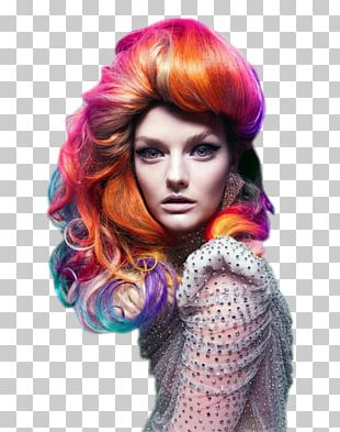 Hair Coloring Human Hair Color Hair Highlighting PNG