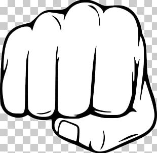Punch Fist Stock Photography PNG