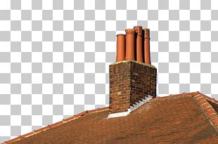 Roof Chimney Smoke PNG