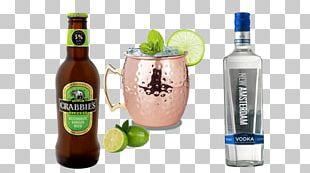 Moscow Mule Liqueur Rum And Coke Mug Drink PNG