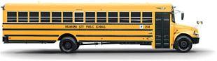 School Bus IC Bus PNG