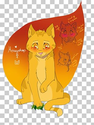 Cats Of The Clans Character Whiskers Ash Ketchum PNG
