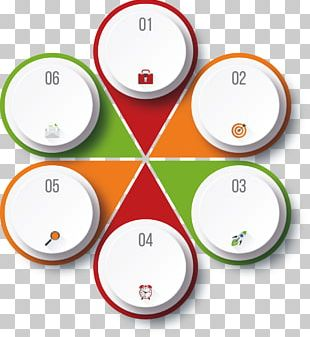 Circle Infographic PNG