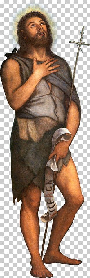 John The Baptist Ein Karem Saint PNG