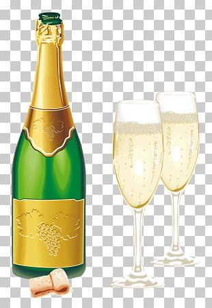 Champagne Glass Wine Glass PNG