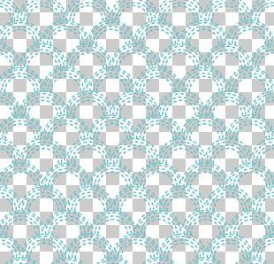Textile Blue Area Pattern PNG