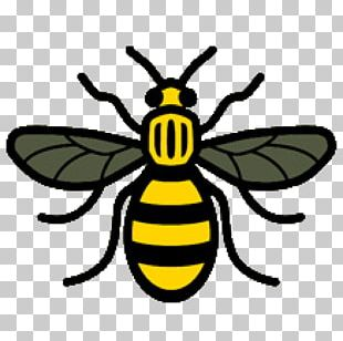 2017 Manchester Arena Bombing Worker Bee Symbols Of Manchester PNG