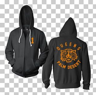 Hoodie Queens Of The Stone Age Zipper T-shirt Bluza PNG