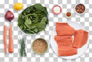 Smoked Salmon Vegetarian Cuisine Leaf Vegetable Food Recipe PNG