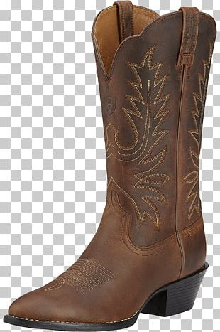 Ariat Cowboy Boot Fashion Boot PNG