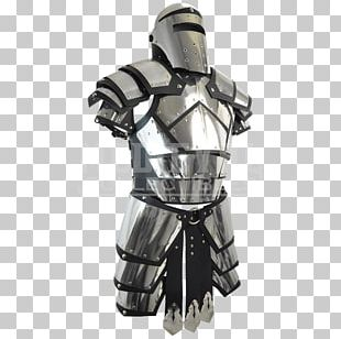 Middle Ages Plate Armour Body Armor Components Of Medieval Armour PNG