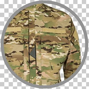 Military Camouflage Soldier MultiCam PNG